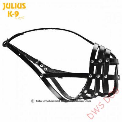 Julius-K9 - 171B1-L - Boxer (kicsi) bőrszájkosár