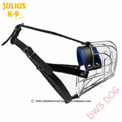 Julius-K9 fémszájkosár - 190B3 - Boxer (nagy)