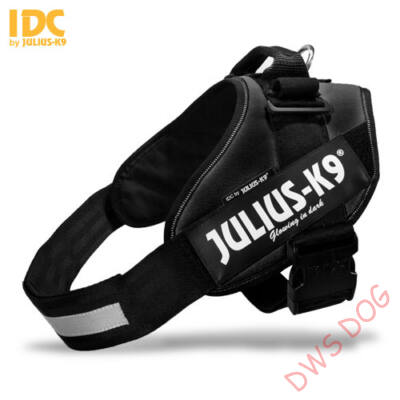 Fekete színű IDC kutyahám
