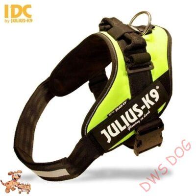 Neonzöld színű IDC kutyahám